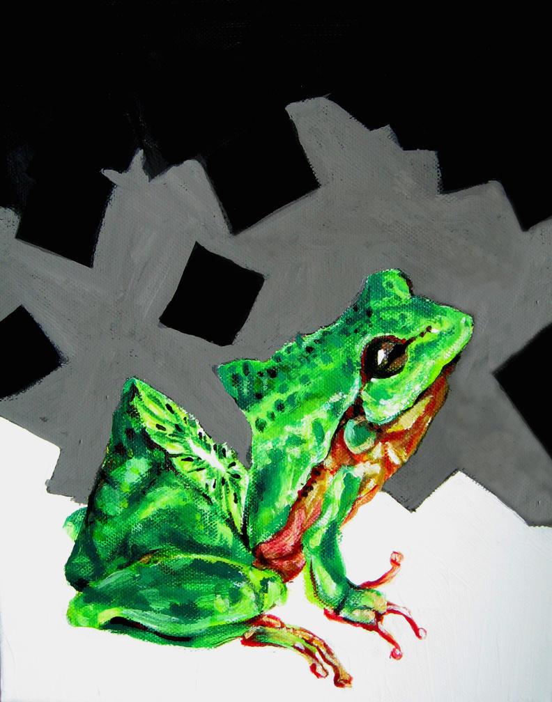 green by Wichrzyciel