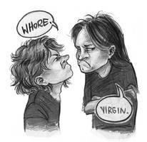 Abuse by Wichrzyciel
