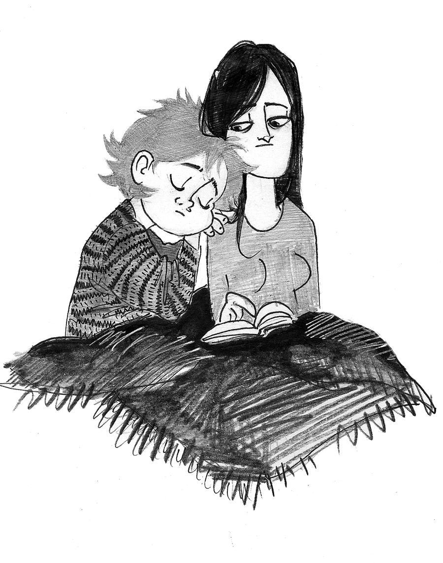 Sleepy by Wichrzyciel