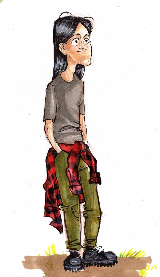 flannel by Wichrzyciel