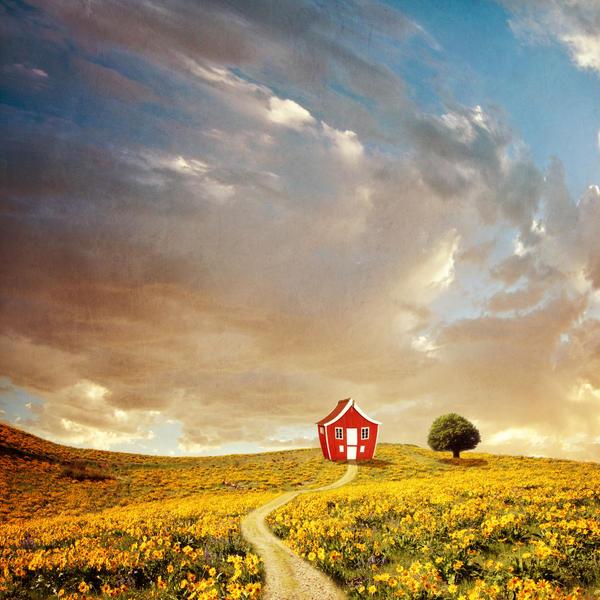 Dream House by blue-a