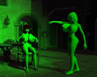 Wrath of the Goddess 4 by Slovman