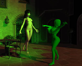 Wrath of the Goddess 2 by Slovman