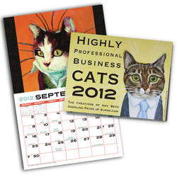 Business Cats 2012