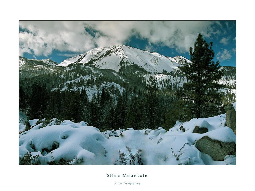 Slide Mountain by welder