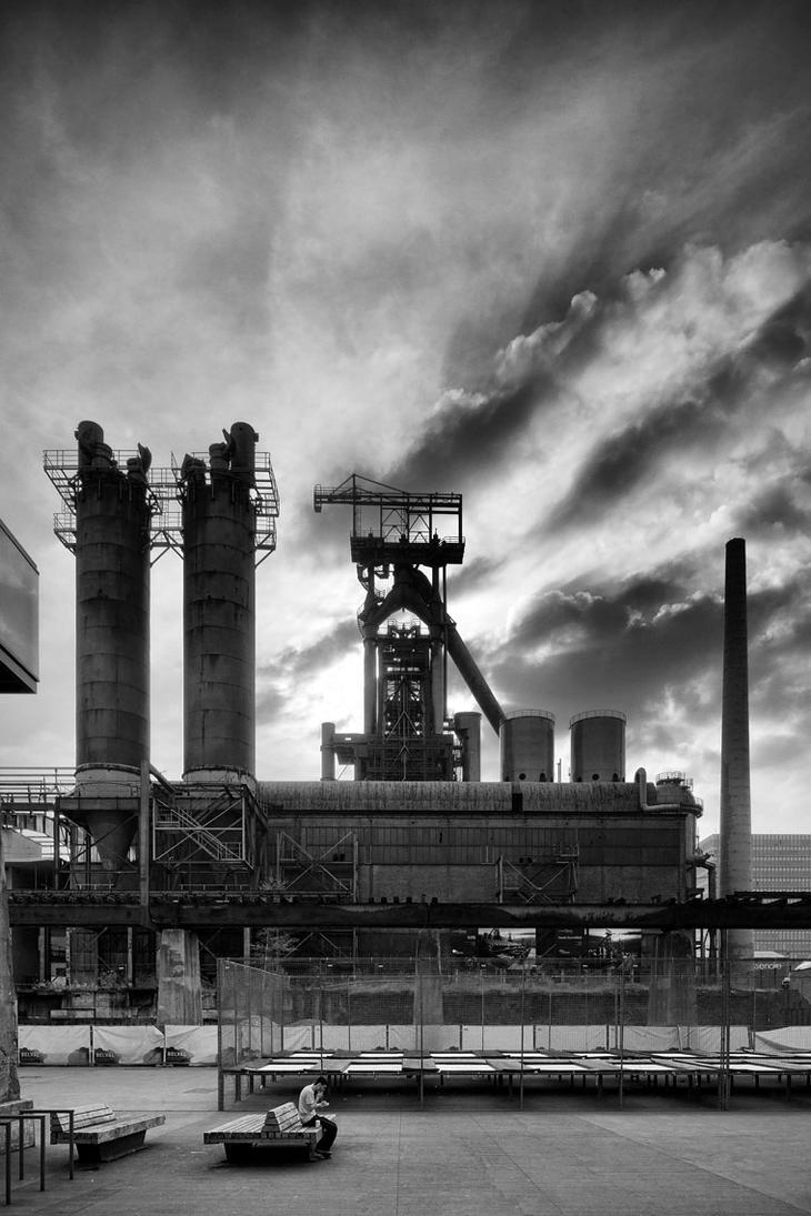 Post Industrial by welder