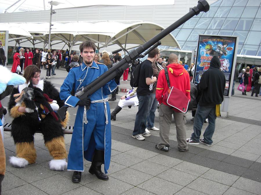 Westcountry Anime � View topic - Furry + cosplay + FMA = Deranged