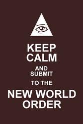 New World Order propaganda posters -Illuminati