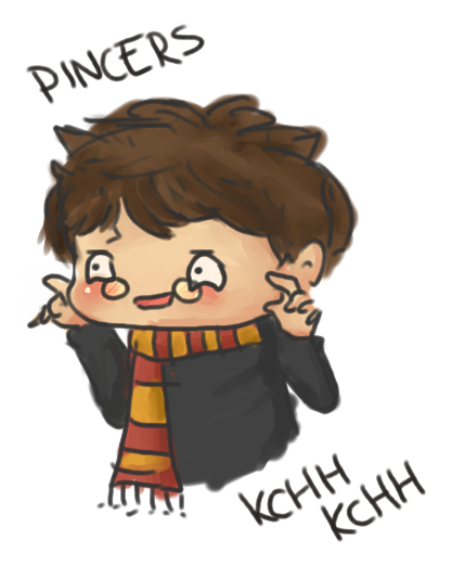 Pincers Harry Potter Harry Potter Pincers by