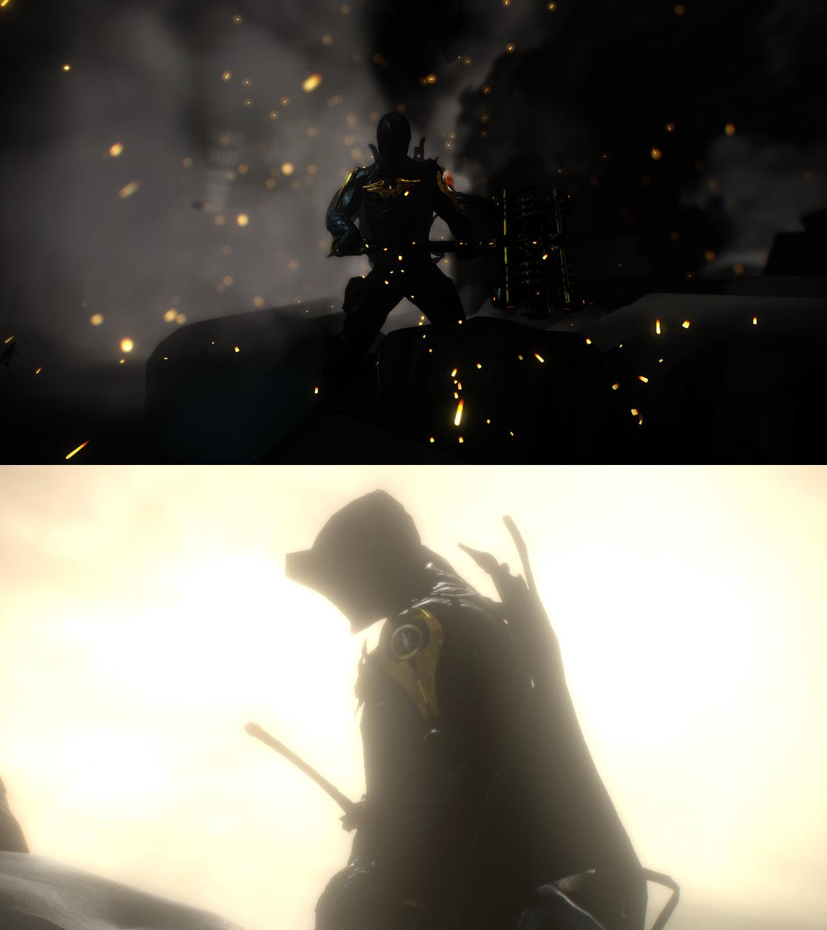 War and Peace Excalibur (TIF) by ArmorMatrix
