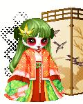 Young Kabuki Actress by stfugtfo