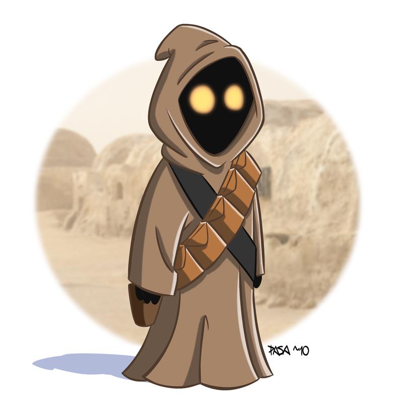 Jawa from Star Wars
