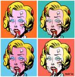 Marilyn Zombie