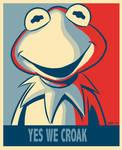 Yes we croak