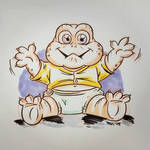 Day 20: Baby Sinclair