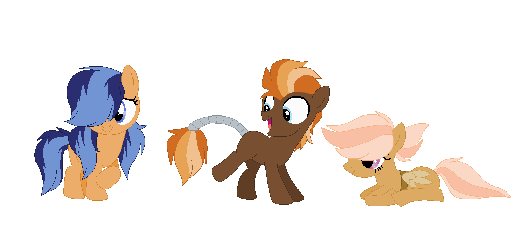 Quibble Pant foals (Open) by SleepyDoodles