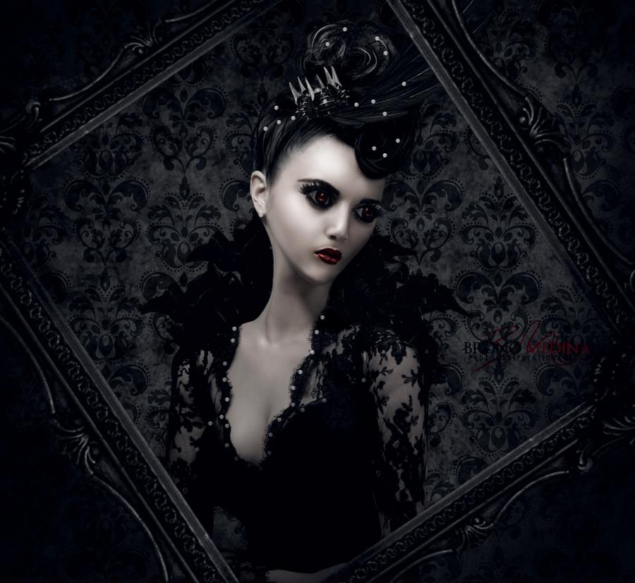 Dark Queen by brunomedina on DeviantArt
