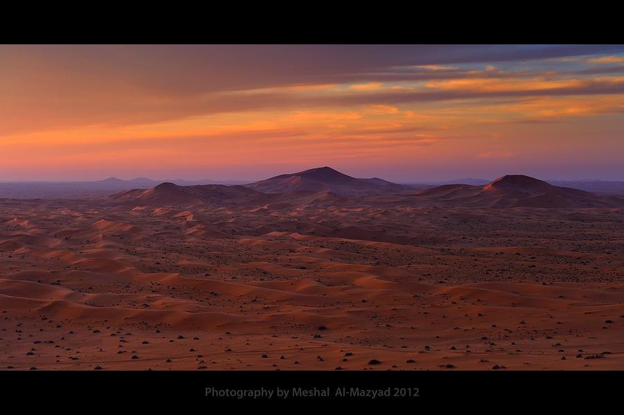 Al-Dhna - Queen of desert by imas200