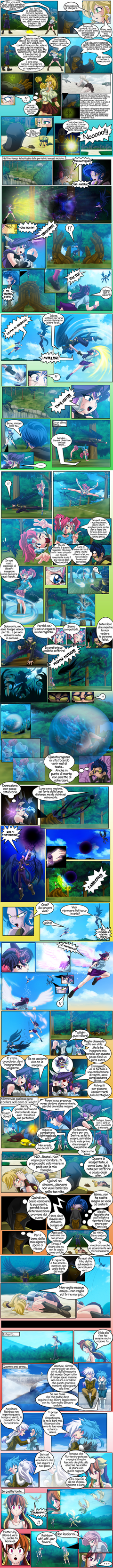 mlp human comic l'amicizia e' magica cap 4 parte 4