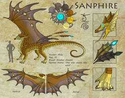 Sanphire Reference by SeaSuds
