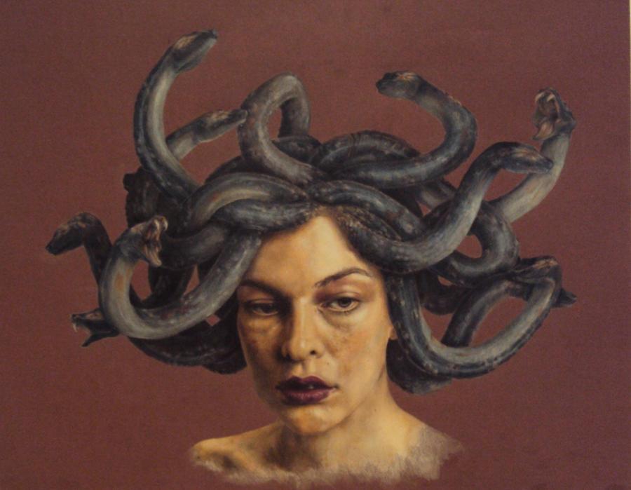 Medusa by La-petit-Marianna