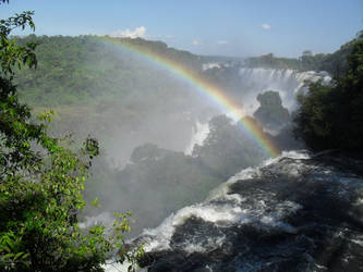 Rainbow Bridge by 19Paul77