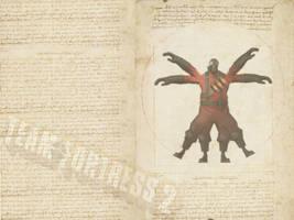 Team Fortress 2 - DaVinci Pyro by DMGaina