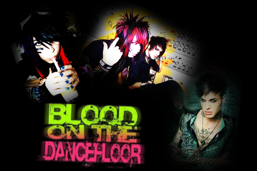 BLOOD ON THE DANCE FLOOR by xForeverGone
