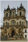 Alcobaca Monastery by Dark-Rose-Memories