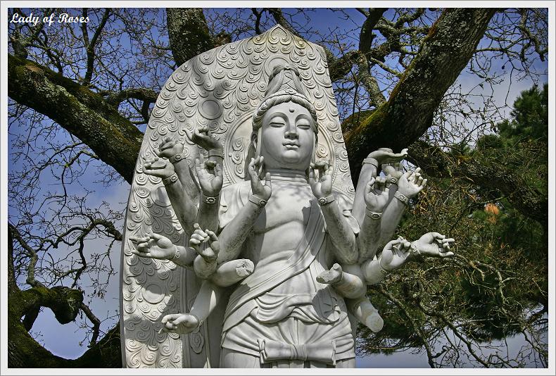 Buddha Eden IV by Dark-Rose-Memories