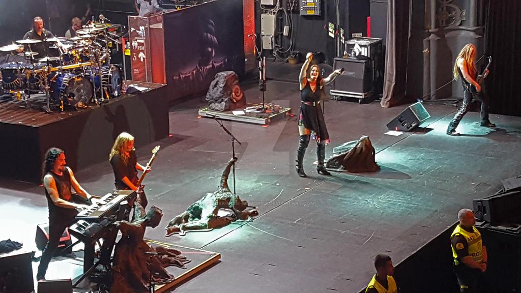 Nightwish - Endless Forms Most Beautiful Tour X by Dark-Rose-Memories