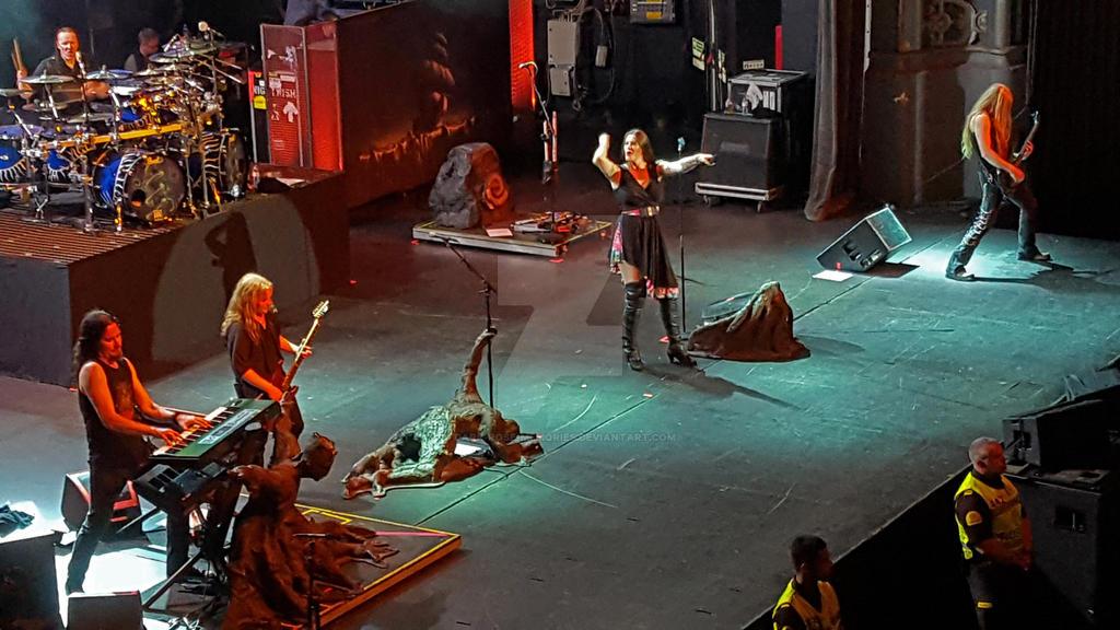 Nightwish - Endless Forms Most Beautiful Tour XI by Dark-Rose-Memories