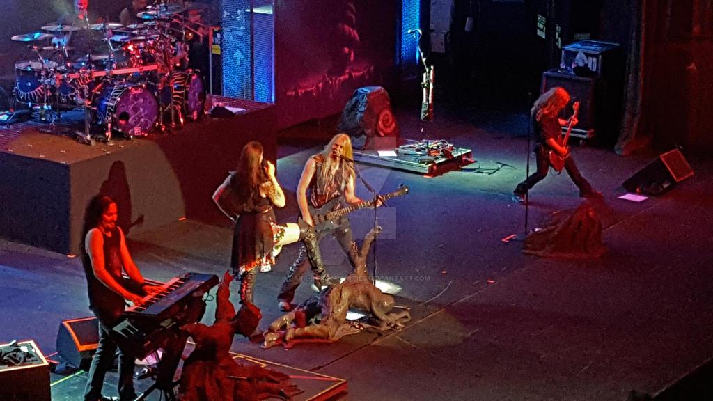 Nightwish - Endless Forms Most Beautiful Tour XII by Dark-Rose-Memories
