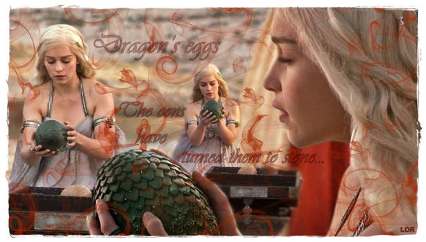Dragon's Eggs...