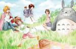 A Tribute to Miyazaki