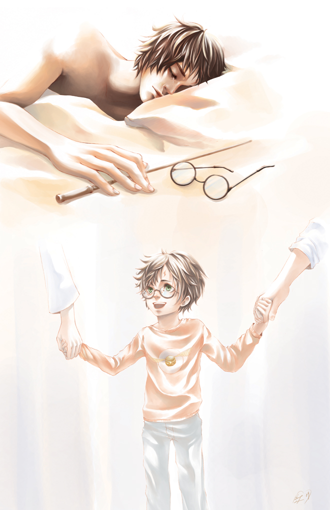-HP- His Dreams by korilin