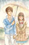 Kimi ni Todoke - Surprise Rain