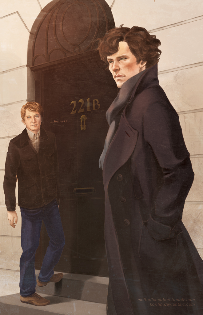 ...Sherlock? by korilin