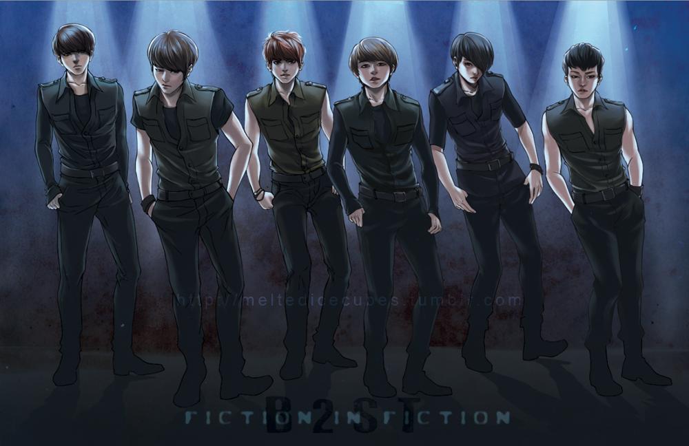 B2ST - Fiction by korilin ...