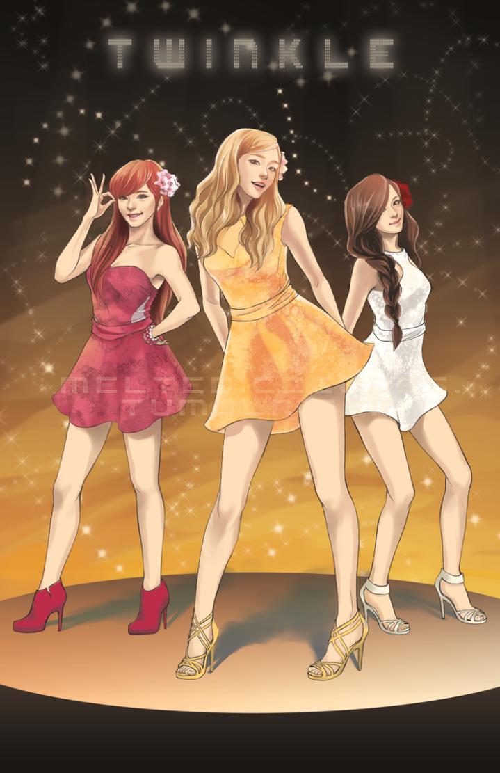 TaeTiSeo- Twinkle by korilin