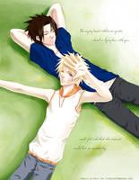 -Naruto- Under the Sun by korilin