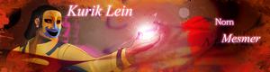 Kurik Lein Forum Signature
