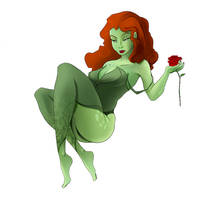 Poison Ivy by HueTwo