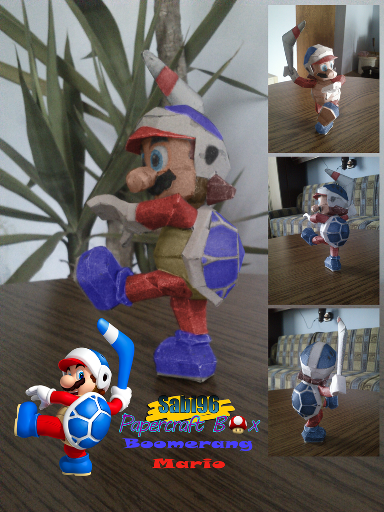 Boomerang Mario Official Pic by Sabi996