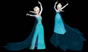 Elsa (Frozen) Model - Update by Sabi996
