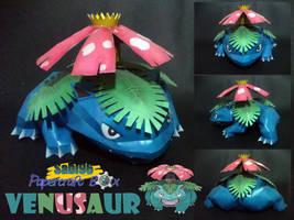 Venusaur Papercraft