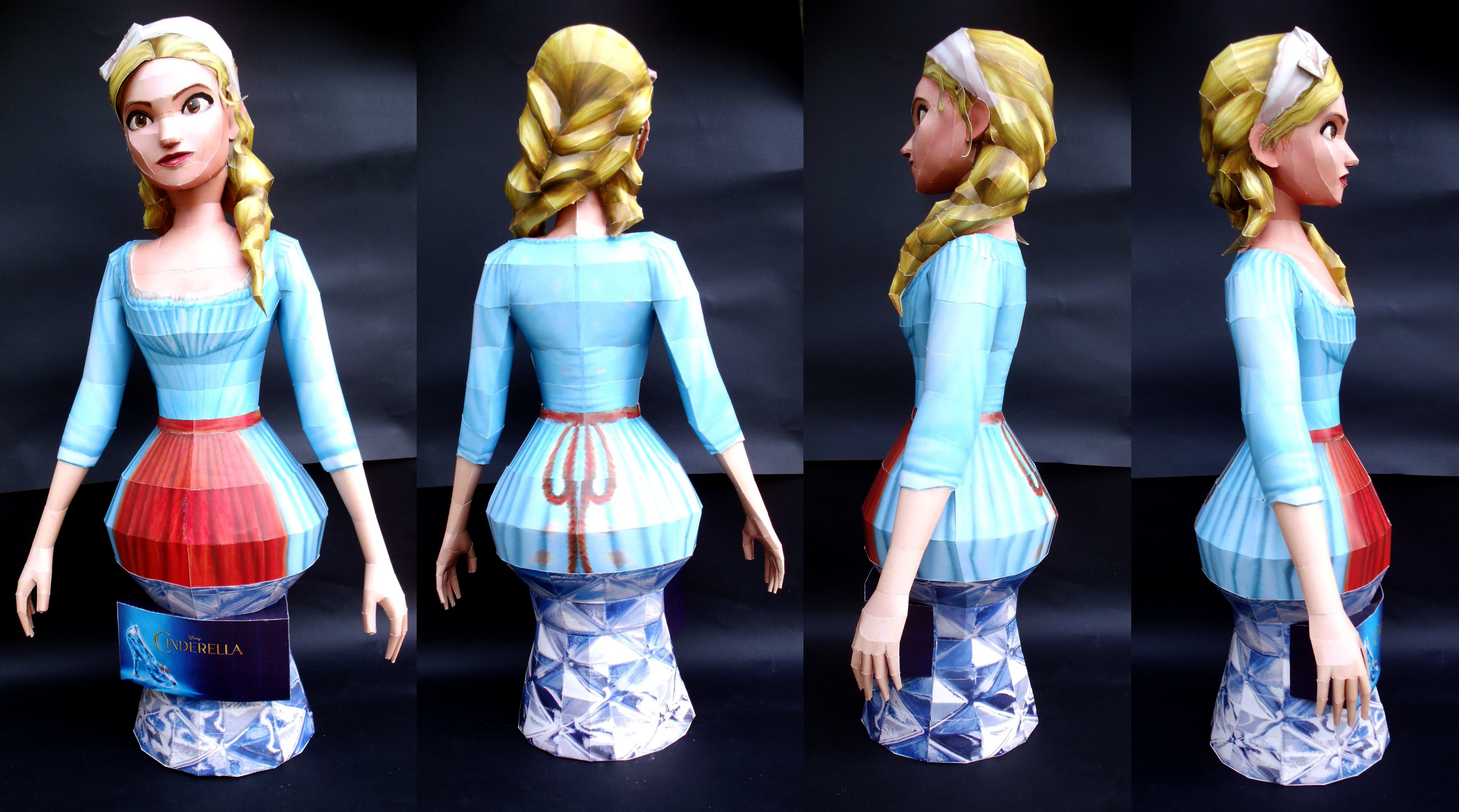 mother and main character ella Cinderella's mother is a character alluded to in the 1950 disney animated film, cinderella and appearing in its 2015 live-action version  ella's mother's death .