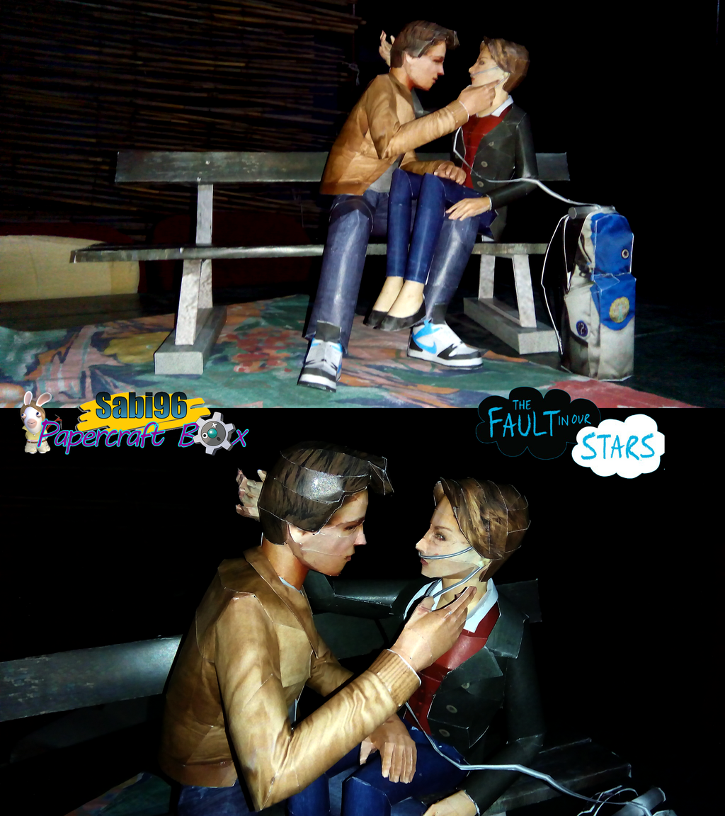 Progress Report 19th of August 2015 (TFIOS Diorama and Harley Quinn)
