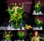 Poison Ivy (Injustice 2) Papercraft