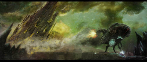 Dust 514 fanart competition entry by paladin-rinon